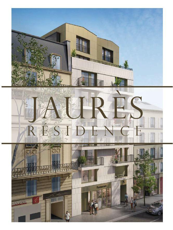75 -Jean Jaurès-,-Clichy Mairie,2 Chambres à coucher Chambres à coucher,3 Pièces Pièces,Appartement,Jean Jaurès,1321